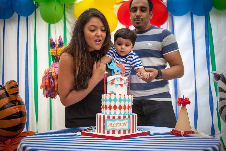 Alekh's 1st Birthday (102 of 209)