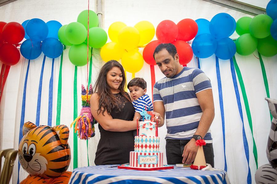 Alekh's 1st Birthday (94 of 209)