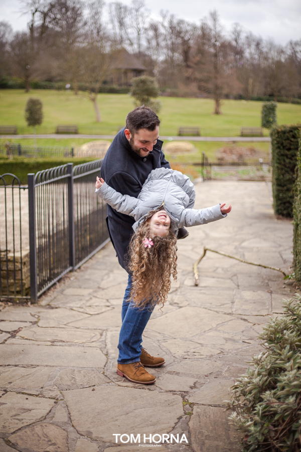 FRANKLYN FAMILY - DAY OUT AT GOLDERS HILL PARK - MARCH 2015 (100 of 170)